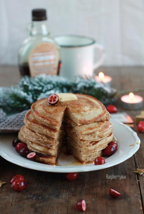 cranberry-zimt-pancakes