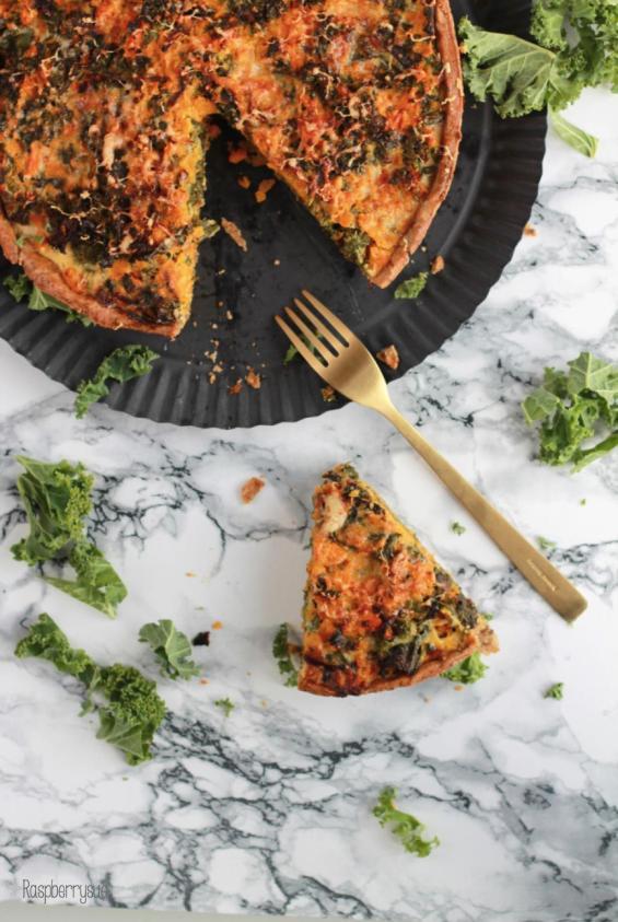 gesunde-quiche-mit-gruenkohl-und-kuerbis